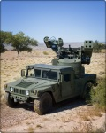 Boeing Laser Avenger Shoots Down Unmanned Aerial Vehicle in Tests